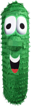 Veggie Tales Larry the Cucumber Pinata