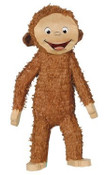 Monkey Pinata or Curious George