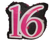 Sweet 16 Pinata