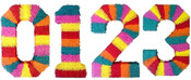 Birthday Age Pinata 1-Digit - Customizable - Jumbo 36""
