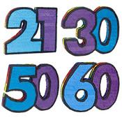 Number Pinata