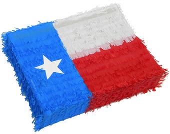 Texas Flag Pinata Jumbo