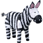 Zebra Pinata Jumbo