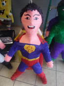 Superman Pinata - Jumbo 48""