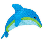 Blue Dolphin Pinata
