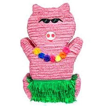 Luau Pig Pinata