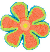 Summer Flower Pinata