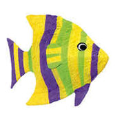 Tropical Fish Pinata