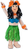 Hula Girl Pinata or Luau Pinata