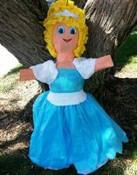 Cinderella Pinata **FREE SHIPPING**