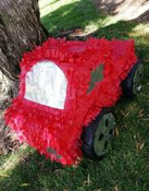 Red Car Pinata **FREE SHIPPING**