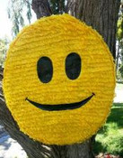 Smiley Face Pinata **FREE SHIPPING**
