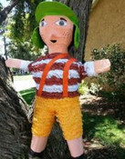 Man Talking Pinata **FREE SHIPPING**