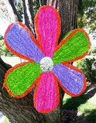 Flower Pinata **FREE SHIPPING**