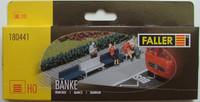 FALLER 180441 20 Benches 00/HO