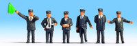 NOCH 15271 British Railway Staff 'HO' Scale