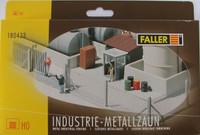 FALLER 180433 Metal Industrial Fencing 00/HO