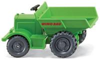 WIKING 065703 Zettelmeyer WIMO BAU Tipper 00/HO