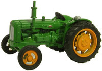 OXFORD DIECAST 76TRAC002 - Fordson Tractor - Green '00'