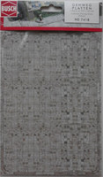 BUSCH 7418 Decor Card (Concrete Paving Slabs) 2 Sheets 210 x 148mm 00/HO