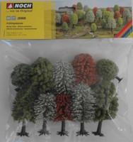 NOCH 26906 Hobby Trees - Spring 5cm - 9cm (10) 00/HO