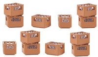 FALLER 180334 Set of Beverage Crates 00/HO Plastic Model Kit