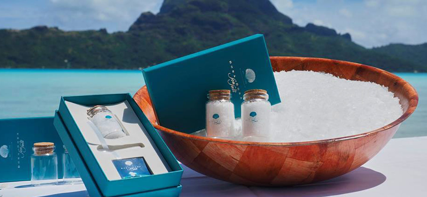 Bora Bora Sea Salt