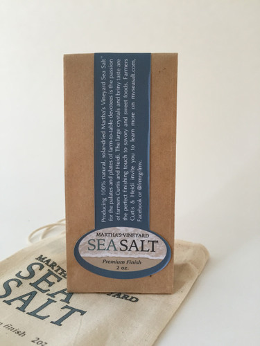 Salt Traders Martha's Vineyard Sea Salt