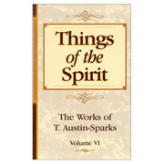 Things of the Spirit