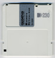 Olympus OL-D230 230mb Rewritable MO Disk
