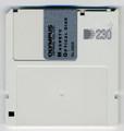 Olympus OL-D230 230mb Rewritable MO Disk