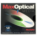 MaxOptix 1.2gb Magneto Optical Disk 2015383rw
