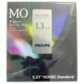 Philips 1.3gb RW MO Disk