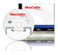 MaxOptix Medical Grade DVD-R - 10 pack