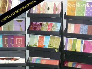 Custom Wedding card/Invitation Sample Kit With Free International shipping