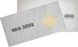 Envelope & Main card