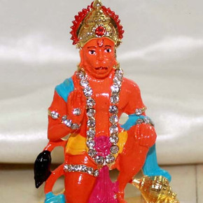 Indian Gift Favors (Aanjaneyar)