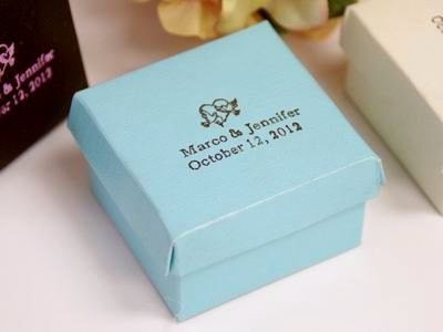 Personalized Turquoise