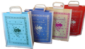 PP Fabric Bags (Set of 25)