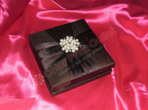 Satin Box Invitation --- GL-07