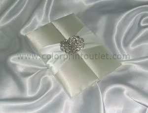 Satin/Silk Folio Invitation --- DSC--112