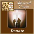 Donate: Memorial Cross