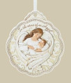Arms of an Angel Cradle Medal
