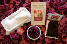 sample pack - Miscariage Delivery Aid and Burial Vessels