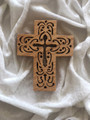 Handmade Wooden Cross  - Squared edges