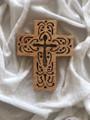 Handmade Wooden Cross  - Squared edges