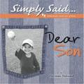 Dear Son    Mini  Book