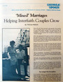 Catholic Update: Mixed Marriages