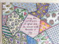 May The Patchwork - Greeting Card
