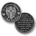 The Lord is My Shepherd - Pocket Token